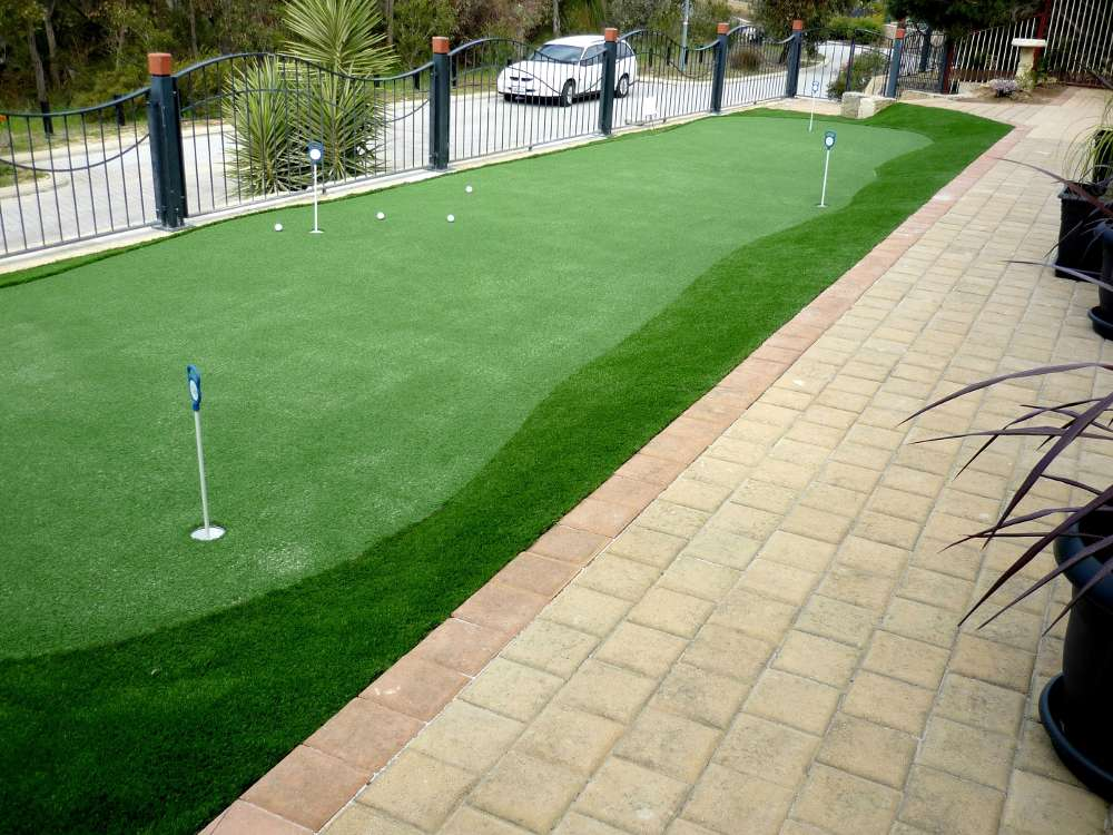 golf artificial turf putting green frontyard