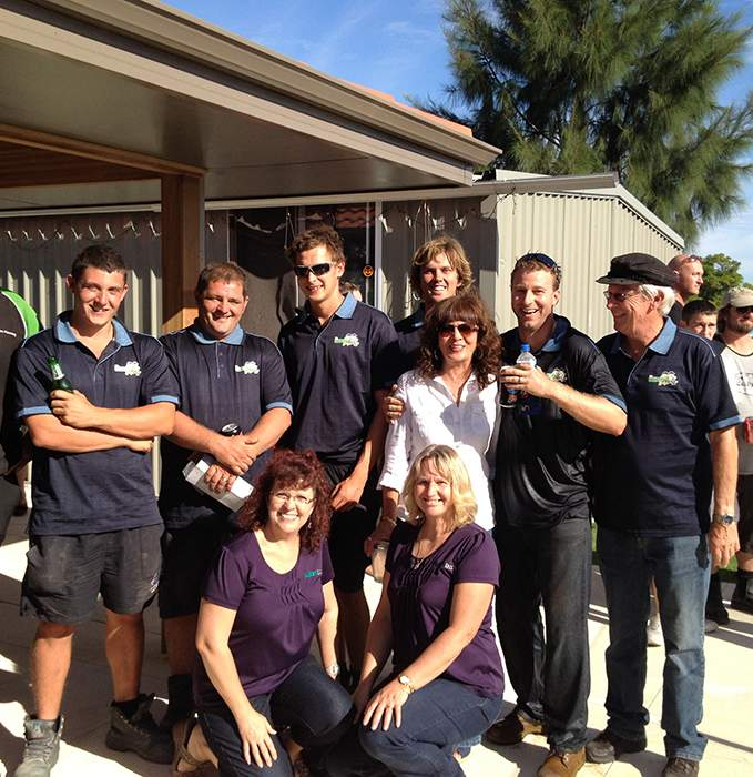 Landscape Design Perth Team