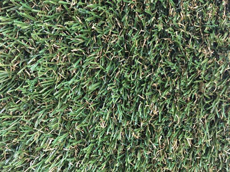 Artificial Grass Perth - Autumn Cool - Zoom