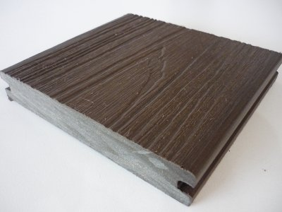 Composite Decking - Famouswood - Chocolate