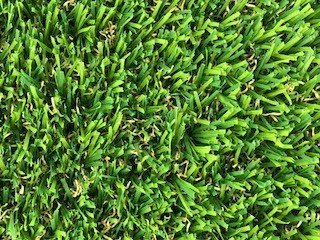 Artificial Grass - Winter Green - Zoom